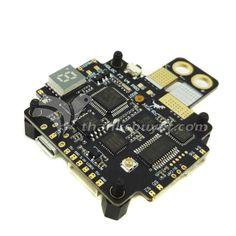 HGLRC F3 V4 Pro FPV Flight Controller Integrated 5.8G Transmitter OSD+BEC+PDB+Current Meter XT60