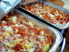 Growing up, Meatball Lasagna was always reserved for special occasions, holiday times, and parties. Often it was served as a side dish along with a roast of some sort, a turkey, or a ham, but just as many times, all on it's own. Homemade mini meatballs are key, a little time consuming, but worth it! …