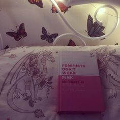 Feminists Don't Wear Pink (and Other Lies) by Scarlett Curtis The New Doctor, Hate Men, Badass Women, Amazing Women, Things To Think About, Blog, Pink, How To Wear, Blogging