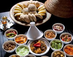 Traveling in Marrakech - Marrakech Hotels - La Mamounia Resort - Town & Country TRAVEL Morrocan Food, Moroccan Kitchen, Middle Eastern Recipes, Arabic Food, Town And Country, Food Inspiration, Marrakech Hotels, Mamounia Marrakech, Marrakech Morocco