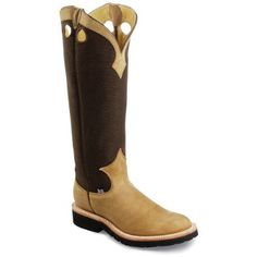 "Men's JUSTIN 17"" Cowboy Dune Traction Snake Boot 2113,8.5 D US Justin Boots. $231.99"
