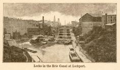 Old postcard from the 1840's