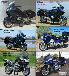 All about the BMW motorcycle: history, photos, specifications, and links. Scooters, Three Wheel Bicycle, Latest Bmw, Bmw Touring, Bmw Accessories, Bmw R1200rt, Bmw Boxer, Bmw Parts, Cool Tanks