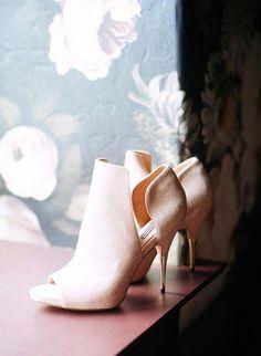 18154c5f1e 30 Wedding Shoe Photos We Can t Get Over