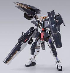 「METAL BUILD 力天使鋼彈 修復型III」07月發售 十周年新機首度立體化! | 玩具人Toy People News Gundam Exia, Gundam 00, Packaging Box, Toy People, Gundam Mobile Suit, Shoulder Armor, Custom Gundam, Super Robot, Metal Buildings