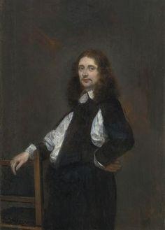 Gerard ter Borch - Portret van een heer
