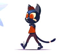 Night in the Woods | gif | animation | art