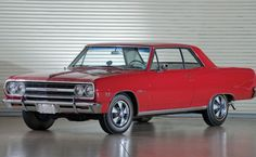 1965 Chevrolet Chevelle Z16 Coupe