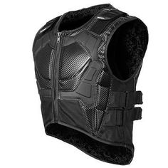 Speed and Strength 'Live by The Sword' Mens Armored Vest - LeatherUp.com