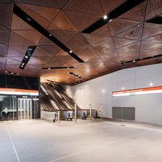 Gallery of Aalto University Metro Station / ALA Architects + Esa Piironen Architects - 6