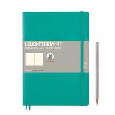 Notizbuch Composition (B5), Softcover, 121 nummerierte Seiten – LEUCHTTURM1917