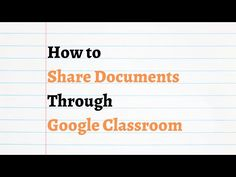 Free Technology for Teachers: Three Ways to Share Docs in Google Classroom - When to Use Each Third Way, Google Classroom, Educational Technology, Teacher, School, Free, Remote, Organize, Trends