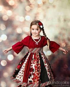 The Vivienne Noelle dress by Corinna Couture Christmas 2011 Little Girl Fashion, Little Girl Dresses, Kids Fashion, Girls Dresses, Baby Dress, Dress Up, The Vivienne, Contemporary Dresses, Holiday Dresses