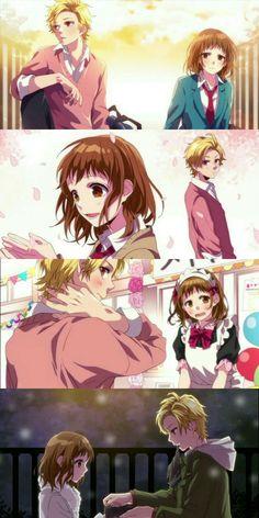 I've Always Liked You | Haruki & Aida