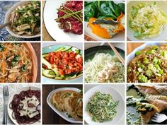 12 Healthy Pasta Dishes