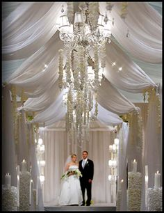 draping fabric for weddings