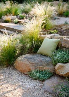 Stone seat