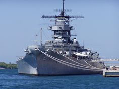 45,000 ton Iowa Class Battleship, was commissioned on 11 June 1944 ...