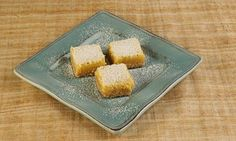 Brown Butter Lemon Square: Richer than traditional lemon squares, these get added flavor from a brown butter shortbread crust. Click here for the recipe. Photo: Thor Swift, SFC / SF