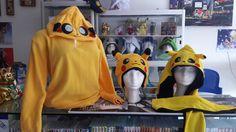 Hoodie, gorro y bufanda de Pikachu en  Shinsei Store, anime Store en Cali, Colombia