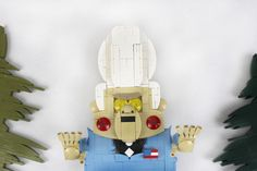 Cool Lego, Awesome Lego, Lego Tv, Lego People, Lego Figures, Mind Up, Lego Creations, Movie Characters, Gravity Falls