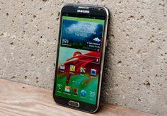 Samsung Galaxy Note 2 via @CNET
