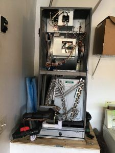 Replacing A Central Ac Heating Hvac System House