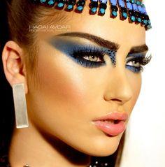 Hagai Avdar Makeup Artist From Israel. 0528809708