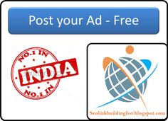 We are provide all OffPage SEO list Like Top High PR Classified Ads India,USA,Canada and Australia, Classified Ads, Document Sharing, Images Sharing, Video Sharing, Audio Sharing, Proxy, Question and Answer, Ping, Press Release Submission, Search Engine Submission, RSS Feed, Web Directory, Forum Posting, Blog Posting, Profile Creation, Articles Submission, Social Bookmarking, Business Review, Local Business Listing, Business Listing USA,UK,Canada and Australia at…