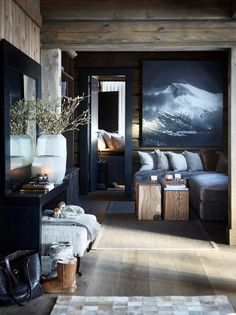 Gravity Home: Mountain Home in Norway