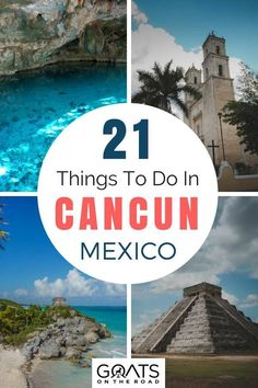 Here's what to do on your trip to Cancun including tequila tasting zip lining at Selvatica Adventure Park cenote diving exploring mayan ruins shopping in downtown Cancun and paying at CocoBongo Cancun Vacation, Vacation Spots, Cancun Mexico Vacation, Beach Vacations, Vacation Style, Family Vacations, Cruise Vacation, Disney Cruise, Family Travel