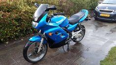 Kawasaki ER5 #tekoop #aangeboden in de Facebookgroep #motorentekoopmt #motortreffer #kawasaki #kawasakier5