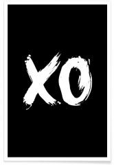 XO - Premium Poster
