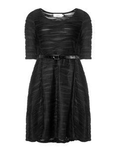 a08fca9db3 navabi Dresses - Knee-length dress with waist belt by Zizzi Largest  assortment of plus size fashion