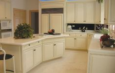 Refacing Kitchen Cabinets  Best Homes Garden  Pinterest Classy Refinishing Kitchen Cabinets Inspiration