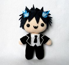 Chibi Rin Okumura (Blue Exorcist) by Deadly Sweet