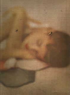 Summer Sleep by Irving Penn