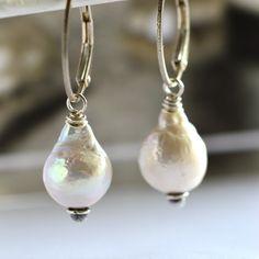 More baroque pearls this season