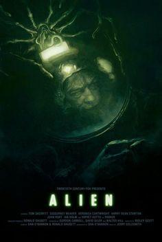 Alien (1979) [903 x 1349]
