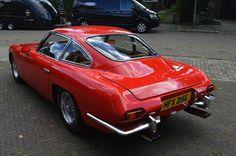 1966 Lamborghini 400 GT rear