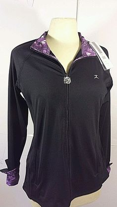 Danskin Jacket Active Large Workout Yoga Kohls Womens Kohls $52 #Danskin #CoatsJackets