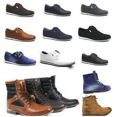 Herren Business Schuhe Halbschuhe Sneaker TURNSCHUHE Stiefelletten Boots Gr.40-45