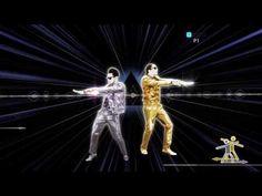 Get Lucky - Daft Punk Ft. Pharrell Williams - Just Dance 2014 (Wii U)