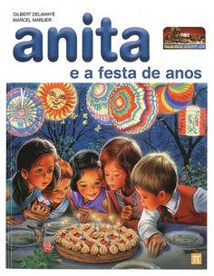 Anita - e a festa de anos