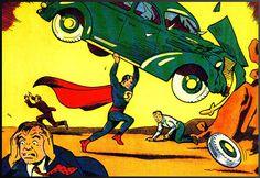 """¡Feliz día de Superman! Cleveland proclama el 18/04 como """"Día de Superman"""", conmemorando el 75 aniversario de su aparición en Action Comics No. 1. El 18 de abril de 1938, Jerry Siegel y Joe Shuster lanzaron la historieta Action Comics No. 1. Así, en un comunicado de la ciudad, se anuncia que el alcalde Frank G. Jackson, presidente de la Sociedad Siegel y Shuster y Laura Siegel (hija del co-creador) proclaman que el 18 de abril será conocido, a partir de este año, como """"Superman Day""""."""