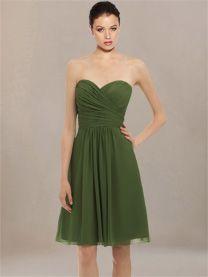 casual bridesmaid dress_Clover