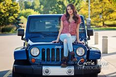 Chyna : Goodrich High School – Class of 2016 : Grand Rapids Senior Photographer | Carrie Anne Photography