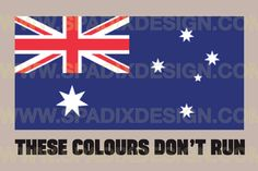 These Colours Don't Run AU$6