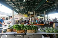 1. The Farmers Market