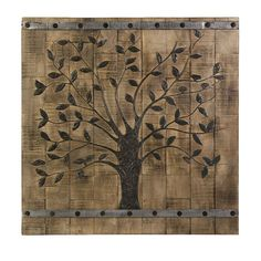Decor Done Right Tree Of Life Wood Wall Panel - Beyond the Rack